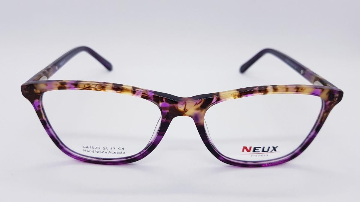 96e16e1c32 anteojos armazones marcos para lentes acetato dama con flex. Cargando zoom.