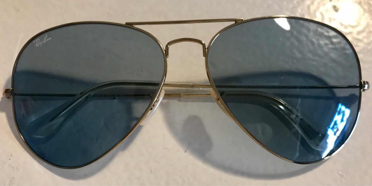 adcc0d0908 Anteojos Aviador Large Metal Ray Ban Modelo 3025 - $ 3.000,00 en ...