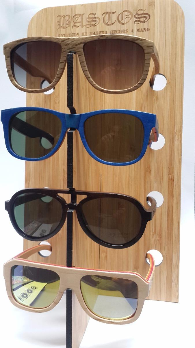 6918339106 Anteojos De Madera Lentes De Sol Bamboo Sin Stock - $ 1.490,00 en ...