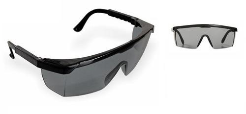 anteojos de seguridad amarillo - antiparra - anteojo
