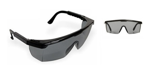 anteojos de seguridad - antiparra - protector anteojo oscuro