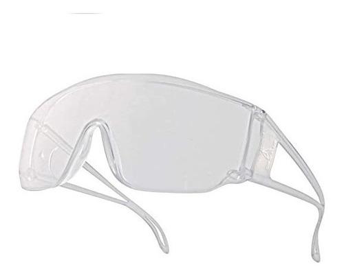 anteojos de seguridad deltaplus piton 2 clear transparente