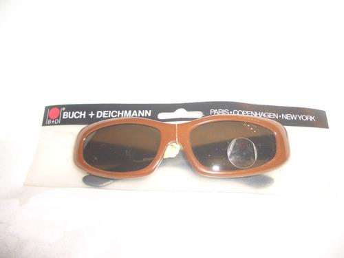 anteojos de sol b+d marrón