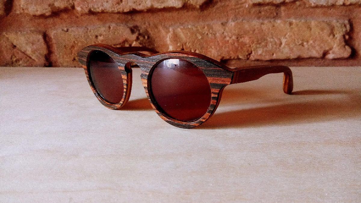f673112af2 Anteojos De Sol De Madera Modelo Coco- Alpalo Maderas - $ 2.500,00 ...