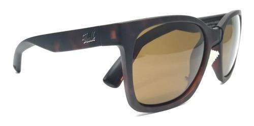 anteojos de sol gafas vulk alessa polarizado negro marron