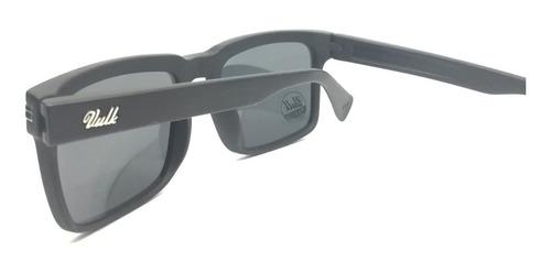 anteojos de sol gafas vulk ethereal polarizado negro optica