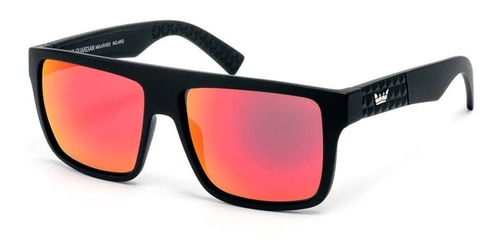 anteojos de sol gafas vulk the guardian espejado verde