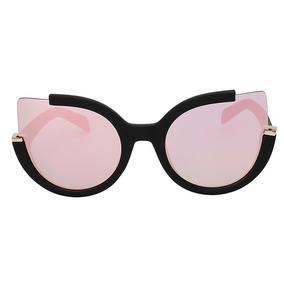 20aade7250 Vintage Cat Eye Protección Uv Lentes Anteojos De Sol Retro ...