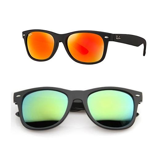 bf07593610 Anteojos De Sol Ray Ban Wayfarer 2 Colores Originales Italia ...