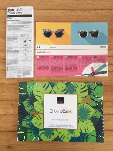 0d92245351 Anteojos De Sol Swatch Vicky Remix Collection - $ 990,00 en Mercado ...