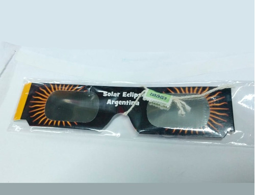 anteojos eclipse solar argentina 2 julio totalmente seguros