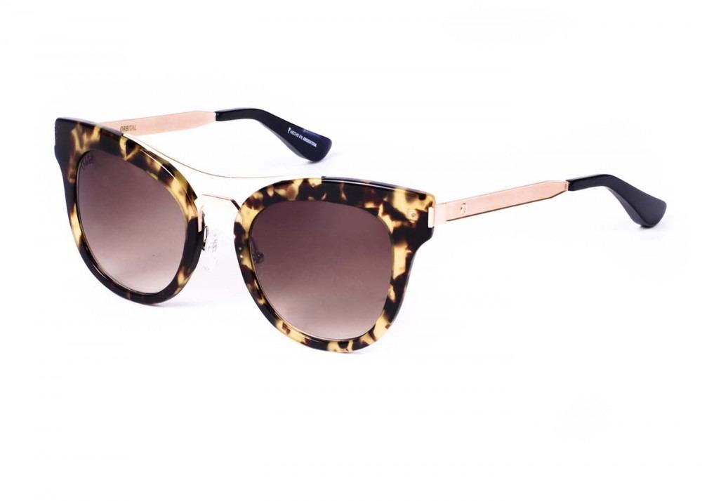 0d5ef1c7e5 Anteojos Gafas Sol Lentes Orbital Gina Estuche Original - $ 2.599,00 ...