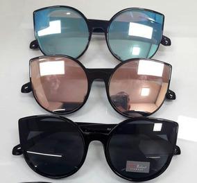 327813fe2d Anteojos Para Sol Mujer Nuevos Espejados De Colores - Anteojos en ...