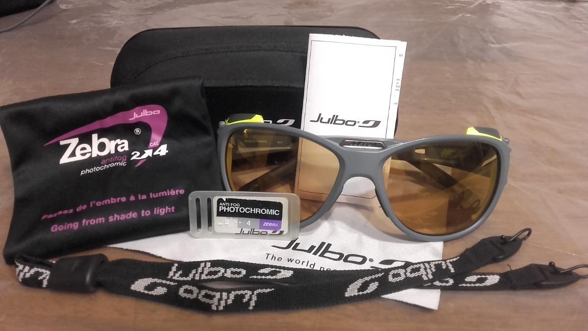 1235a78088 Anteojos Julbo Explorer 2.0 Lente Zebra - $ 7.400,00 en Mercado Libre