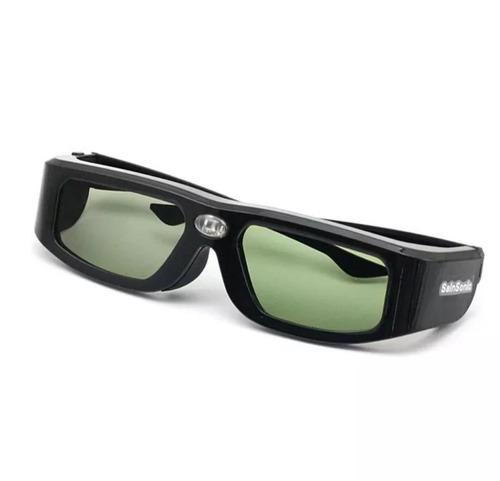 anteojos lentes 3d activos seasonic para proyectores dpl