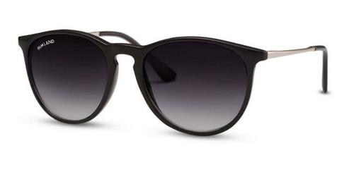 anteojos lentes de sol rimland - mon cheri black 8025