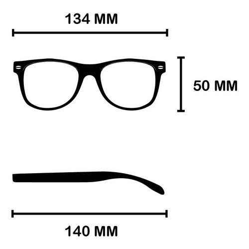 anteojos lentes de sol vulk ruga polarizados redondos gafas