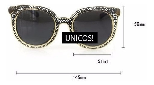 anteojos lentes fashion tv eyewear unicos! claritos