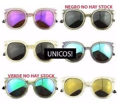 anteojos lentes fashion tv eyewear unicos! violeta