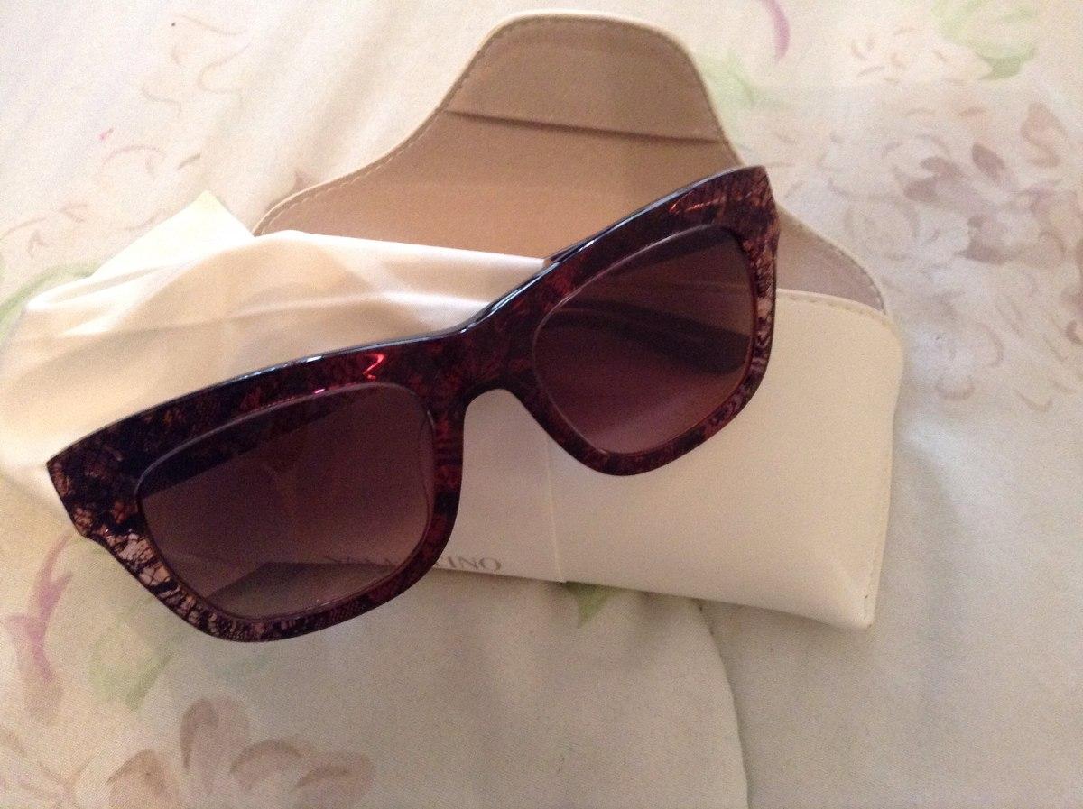 Anteojos Lentes Gafas Sol Valentino Marca Original Negro - $ 4.999 ...