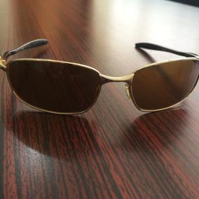 1112806b81 Anteojos Lentes Oakley Blender Gold 4059 Polarizados