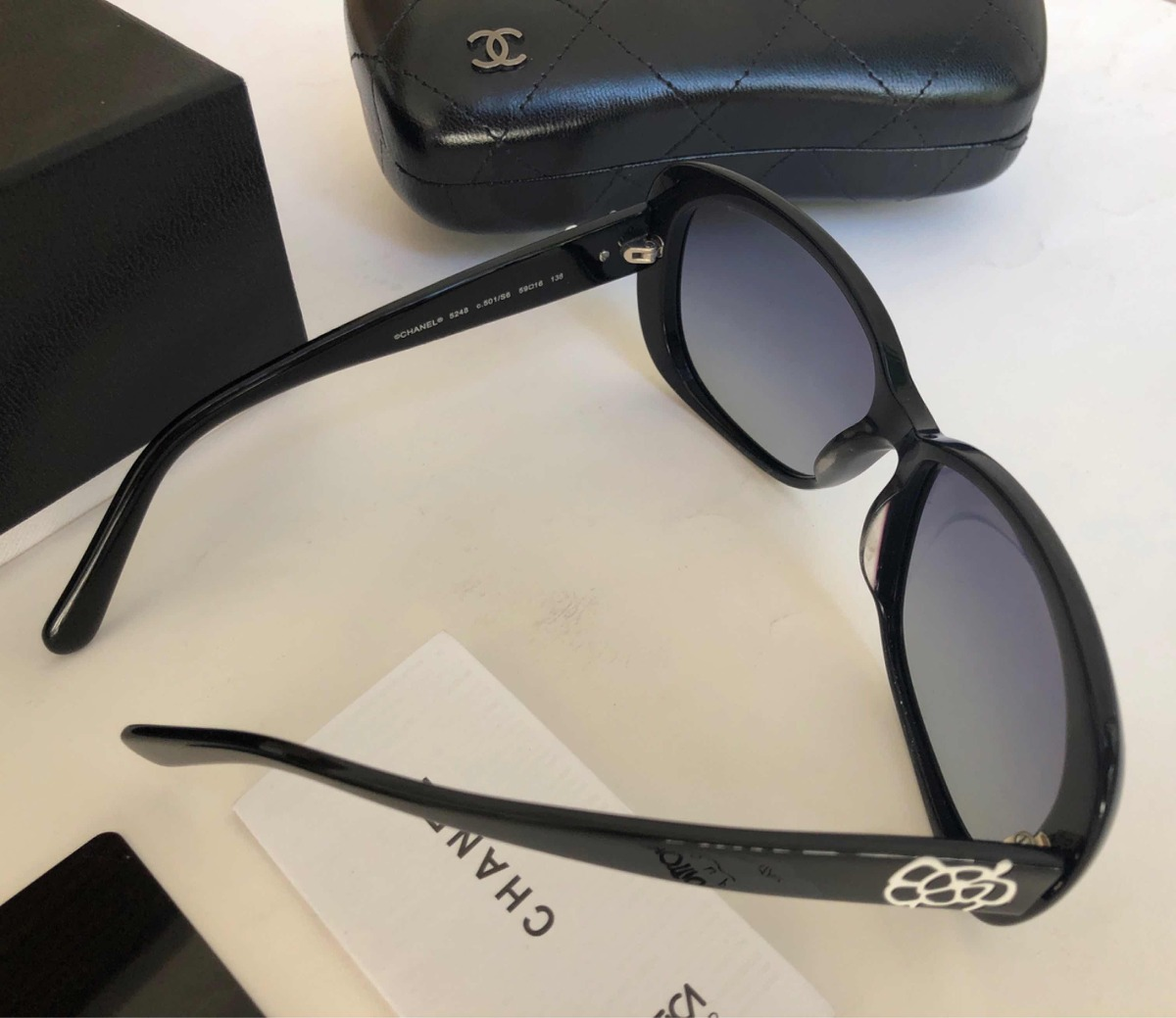 anteojos lentes sol chanel originales. Cargando zoom. 2dee1d4574ea