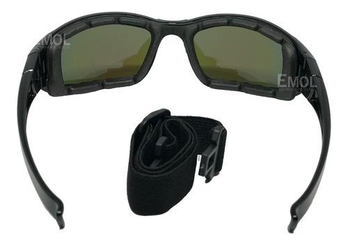 anteojos polarizados sol protector uv deportivo 19pa emol
