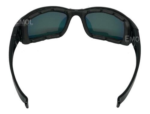anteojos polarizados tactico uv400 espejado pesca envio 24hs
