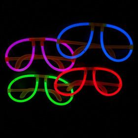 Anteojos Quimicos De Neon   - Cotillon Luminoso X  10  Unid.