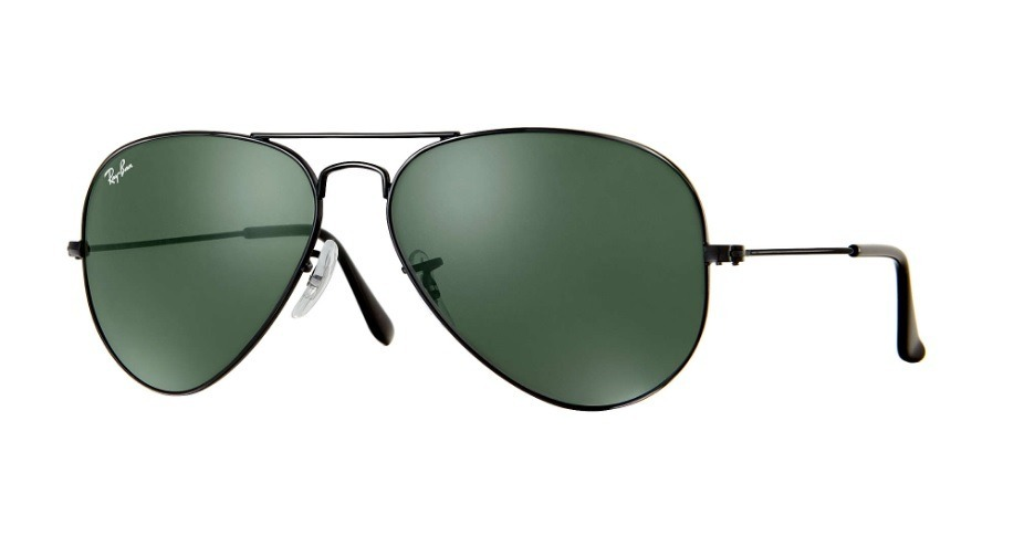 0941c0c82 Anteojos Ray Ban Aviador 3025 Verde Negro L2823 Evotech - $ 1.999,00 ...