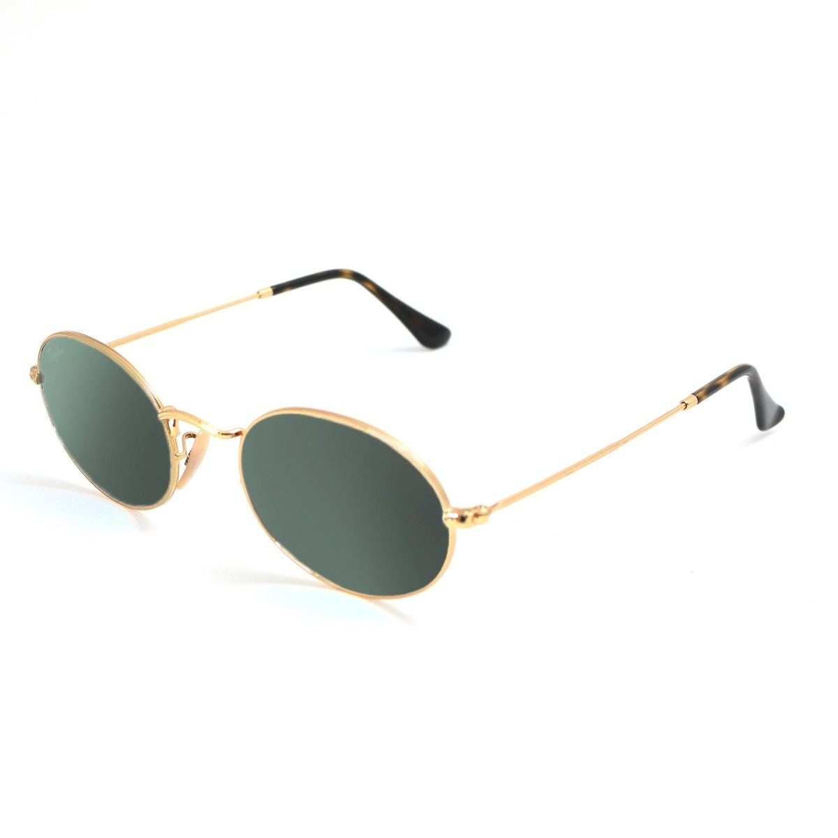 Anteojos Ray Ban Round Metal Oval Flat Rb3547n Lentes Sol -   3.131 ... 5a964cfcd6