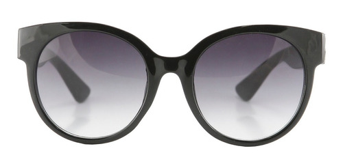 anteojos sol infinit by pampita biarritz negro lente gris