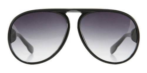 anteojos sol infinit by pampita helsinki negro lente gris