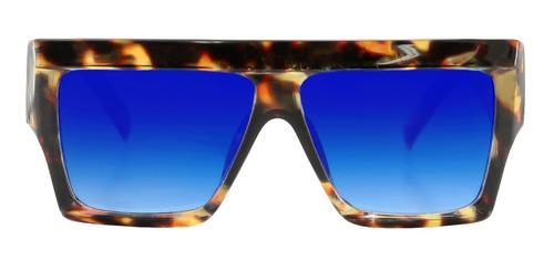 anteojos sol infinit by pampita ibiza carey lente azul