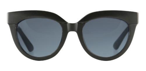 anteojos sol infinit by pampita milan negro lente gris