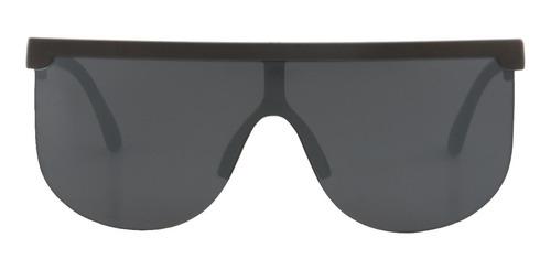 anteojos sol infinit oslo negro mate lente negra