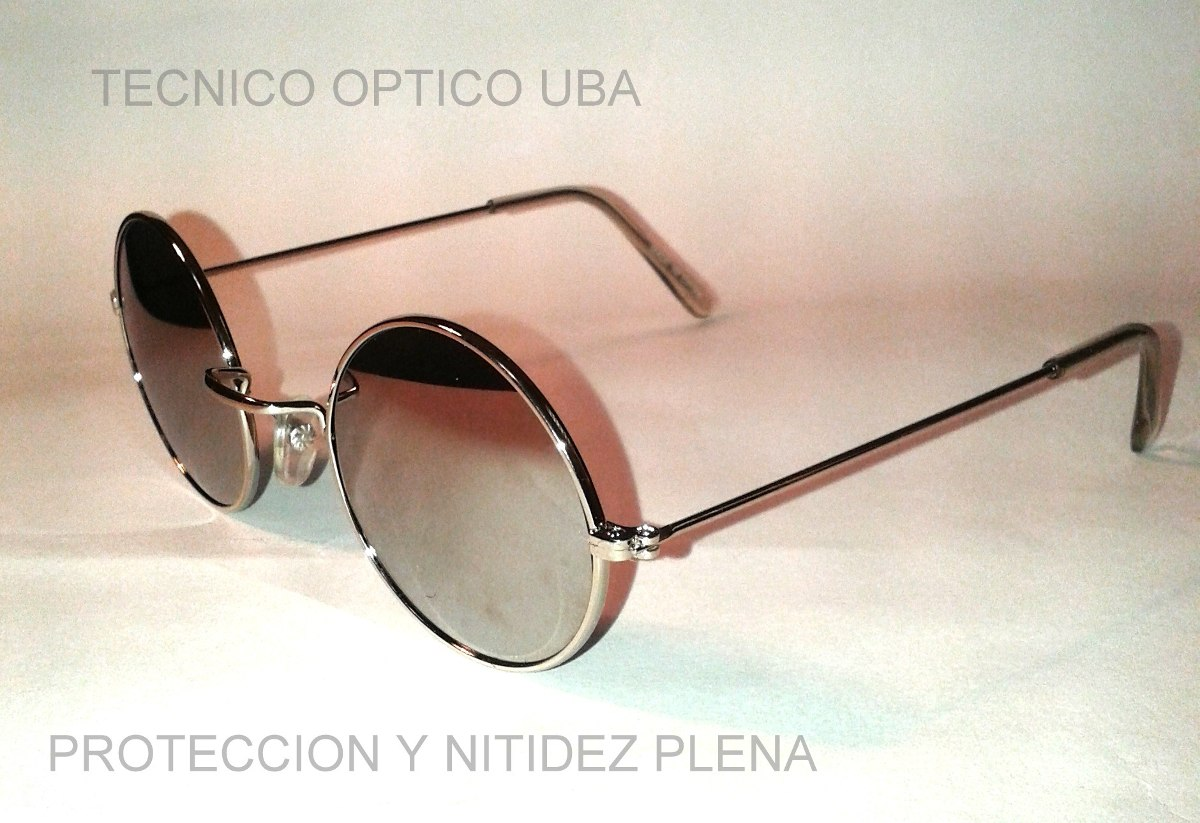 3ecc2eb7f1 Anteojos Sol Lennon Filtro Uv Proteccion Total - $ 449,00 en Mercado ...