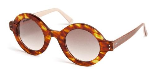 anteojos sol lentes infinit bold - demi.olive.grd