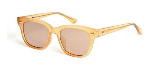 anteojos sol lentes infinit clap - vtge.milky.bronze
