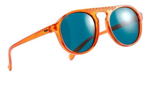anteojos sol lentes infinit gruyere - caramel.blue.pol