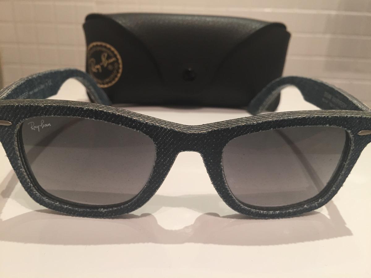 anteojos de sol ray ban original