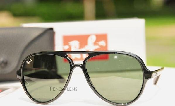 ... greece anteojos sol ray ban rb4125 601 cats 5000 negro lentes 4125  0a983 d7810 ceff1d8e65