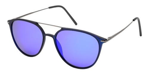 anteojos sol vulk bennie 53 espejado gafas polarizado optica