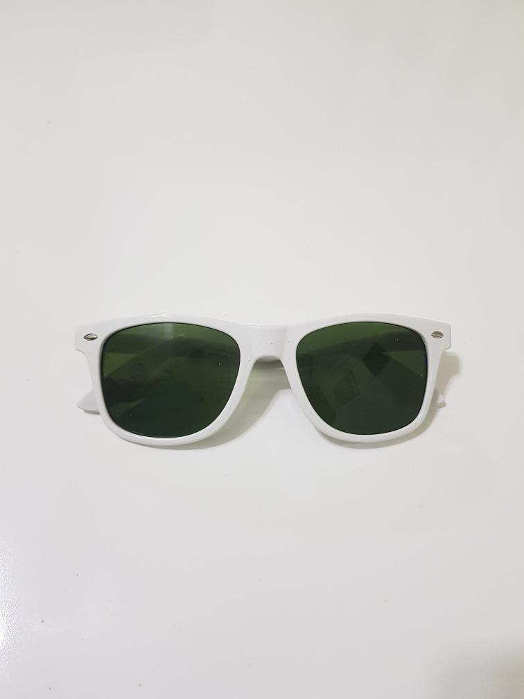 lentes ray ban blancos