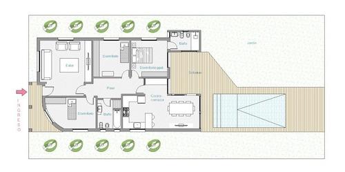 anteproyecto arquitectónico de vivienda