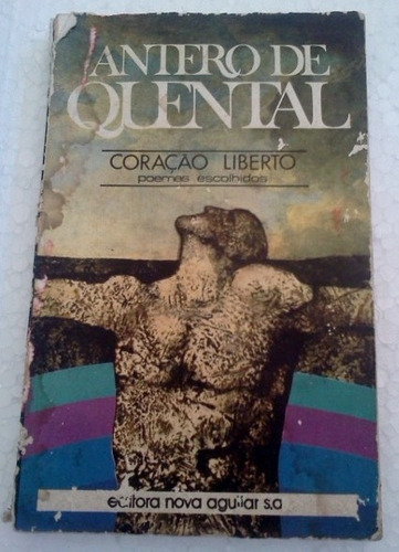antero de quental coraçao liberto 1976 poemas escolhidos