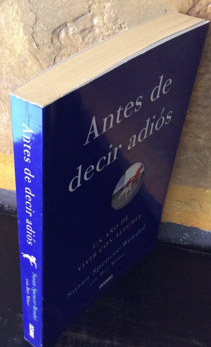 Download e-book Antes de decirte adiós (Spanish Edition)