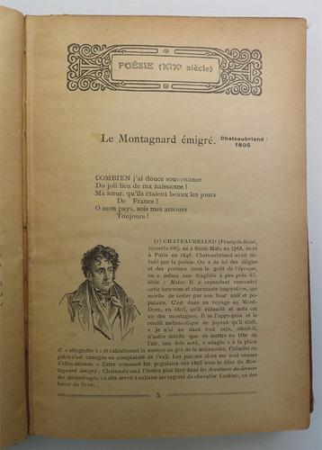 Anthologie Classique Poésie Xix Siècle Gauthier Ferrières 20000