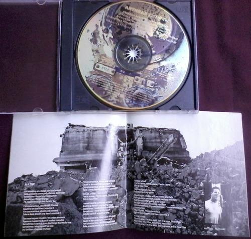 anthrax - stomp 442 cd 1era ed. thrash heavy metal