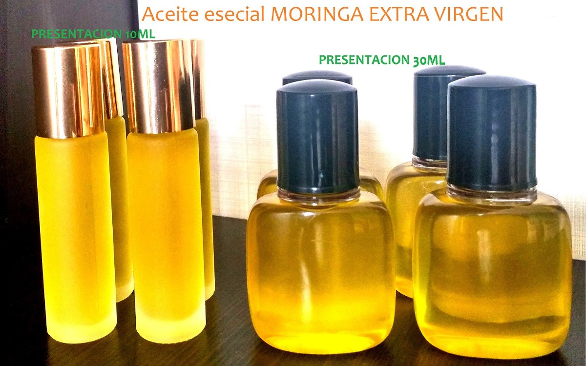 Anti Age Aceite Moringa 100% - Anti Arrugas - Antiox - S